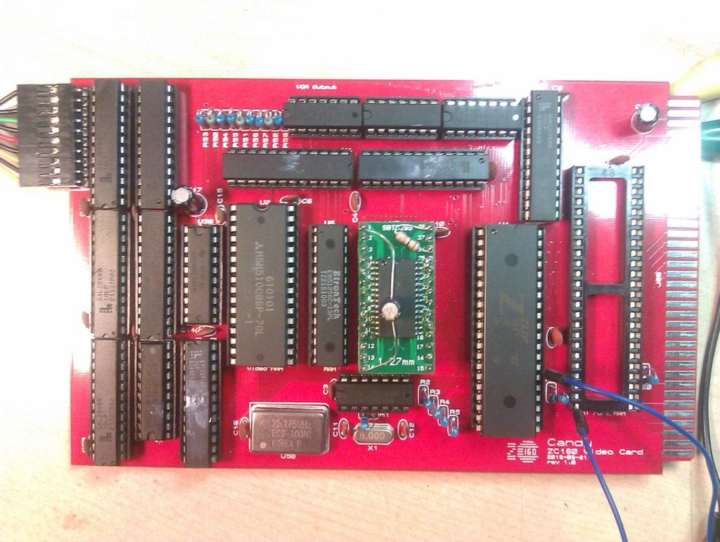 VGA Card Picture
